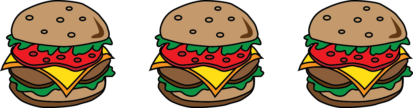 Burgers Graphic